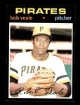 1971 Topps #368  Bob Veale  Front Thumbnail