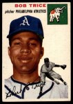 1954 Topps #148  Bob Trice  Front Thumbnail
