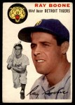 1954 Topps #77  Ray Boone  Front Thumbnail
