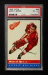 1954 Topps #59  Marcel Bonin  Front Thumbnail