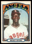 1972 O-Pee-Chee #272  Mickey Rivers  Front Thumbnail