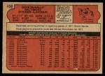 1972 O-Pee-Chee #490  Dave McNally  Back Thumbnail