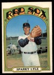 1972 O-Pee-Chee #259  Sparky Lyle  Front Thumbnail