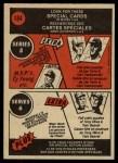 1972 O-Pee-Chee #184   -  Bill Melton In Action Back Thumbnail