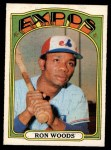 1972 O-Pee-Chee #82  Ron Woods  Front Thumbnail