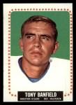 1964 Topps #67  Tony Banfield  Front Thumbnail