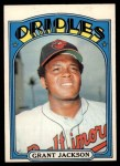 1972 O-Pee-Chee #212  Grant Jackson  Front Thumbnail
