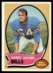 1970 Topps #13  Harry Jacobs  Front Thumbnail