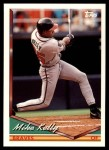 1994 Topps Traded #35 T Mike Kelly  Front Thumbnail