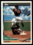 1994 Topps Traded #81 T Bip Roberts  Front Thumbnail
