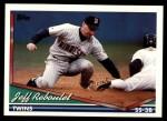 1994 Topps Traded #123 T Jeff Reboulet  Front Thumbnail