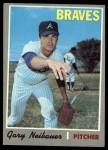 1970 Topps #384  Gary Neibauer  Front Thumbnail