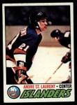 1977 Topps #171  Andre St.Laurent  Front Thumbnail