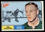 1968 Topps #27  Ron Harris  Front Thumbnail