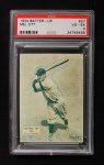 1934 Batter Up #27  Mel Ott   Front Thumbnail