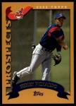 2002 Topps Traded #123 T Henry Pichardo  Front Thumbnail