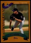 2002 Topps Traded #195 T Jason Bulger  Front Thumbnail