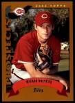 2002 Topps Traded #182 T Ryan Mottl  Front Thumbnail