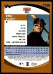 2002 Topps Traded #199 T Ryan Doumit  Back Thumbnail