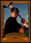 2002 Topps Traded #199 T Ryan Doumit  Front Thumbnail