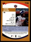 2002 Topps Traded #196 T Chone Figgins  Back Thumbnail