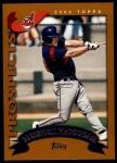 2002 Topps Traded #253 T Marshall McDougall  Front Thumbnail