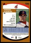 2002 Topps Traded #253 T Marshall McDougall  Back Thumbnail