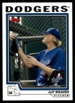 2004 Topps Traded #55 T Jeff Weaver  Front Thumbnail