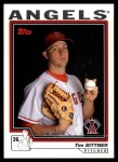 2004 Topps Traded #191 T  -  Tim Bittner First Year Front Thumbnail