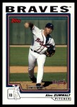 2004 Topps Traded #177 T  -  Alec Zumwalt First Year Front Thumbnail