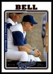 2005 Topps Update #86  Buddy Bell  Front Thumbnail