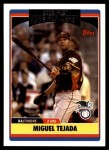 2006 Topps Update #288  Miguel Tejada  Front Thumbnail