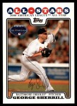 2008 Topps Updates #83   -  George Sherrill All-Star Front Thumbnail
