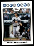 2008 Topps Updates #31  Marco Scutaro  Front Thumbnail