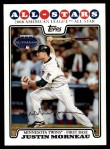 2008 Topps Updates #113   -  Justin Morneau All-Star Front Thumbnail