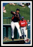 2009 Topps Update #176  Diory Hernandez  Front Thumbnail