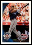 2010 Topps Update #38  Chris Young  Front Thumbnail
