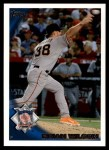 2010 Topps Update #58  Brian Wilson  Front Thumbnail