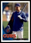 2010 Topps Update #299  Xavier Nady  Front Thumbnail