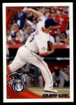 2010 Topps Update #305  Cliff Lee  Front Thumbnail