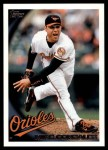 2010 Topps Update #256  Mike Gonzalez  Front Thumbnail