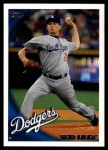 2010 Topps Update #222  Ted Lilly  Front Thumbnail