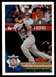 2010 Topps Update #259  Yadier Molina  Front Thumbnail