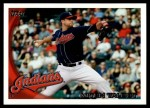 2010 Topps Update #212  Mitch Talbot  Front Thumbnail