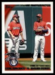 2010 Topps Update #187   -  Phil Hughes / David Price Young AL East Aces Front Thumbnail