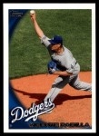 2010 Topps Update #264  Vicente Padilla  Front Thumbnail