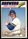 1977 Topps #79  Don Money  Front Thumbnail