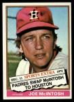 1976 Topps Traded #497 T Joe Mcintosh  Front Thumbnail