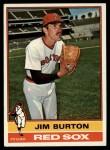 1976 Topps #471  Jim Burton  Front Thumbnail