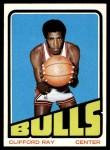 1972 Topps #91  Clifford Ray   Front Thumbnail